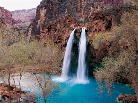 Universe Beauty Havasu Falls Arizona Usa