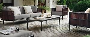Meuble Haut Salon : mobilier de jardin salon de jardin table chaise ~ Teatrodelosmanantiales.com Idées de Décoration