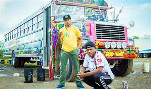 A hip hop duo rooted in Panama reflect on what it means to ...