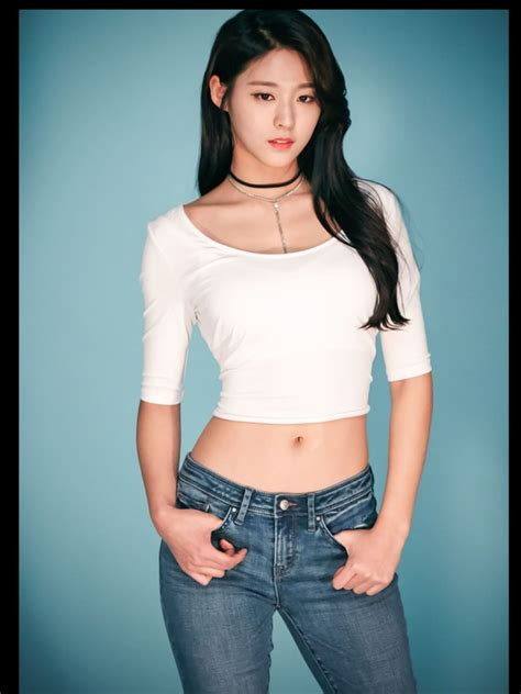 What is AOA's visual ranking based on Korean beauty ...
