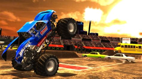 monster truck videos monster truck destruction macgamestore com