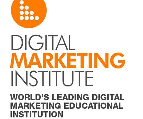 digital marketing institutes the digital marketing institute announces 34 new