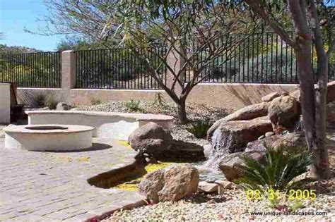 desert backyard landscaping ideas desert landscaping ideas