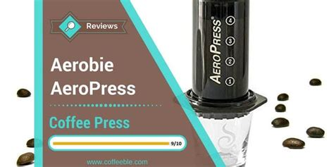 With this machine, you can brew coffee when you are at home, camping, or out aeropress has different coffee makers. Aerobie AeroPress Coffee Maker Review
