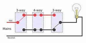 4 Way Switch Wiring Diagram Pdf Valid Four Way Switch