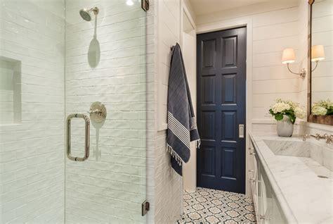 coastal farmhouse bathroom lori dennis