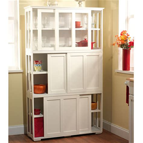 stackable kitchen cabinets kitchen cabinet stackable storage units jcpenney