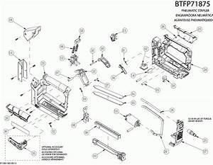 Bostitch Btfp71875 Nailer    Stapler