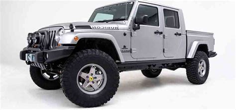 2017 Jeep Scrambler Specs, Release Date And Price