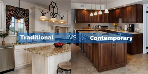 Contemporary Kitchen Or Traditional Kitchen Design?
