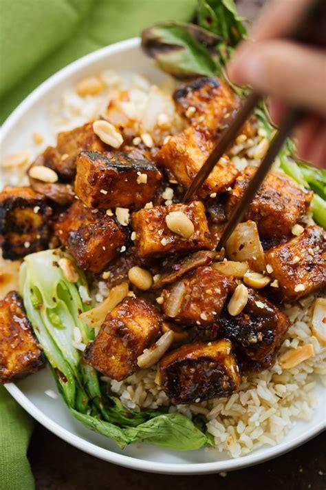 tofu stir fry spicy peanut tofu stir fry little spice jar