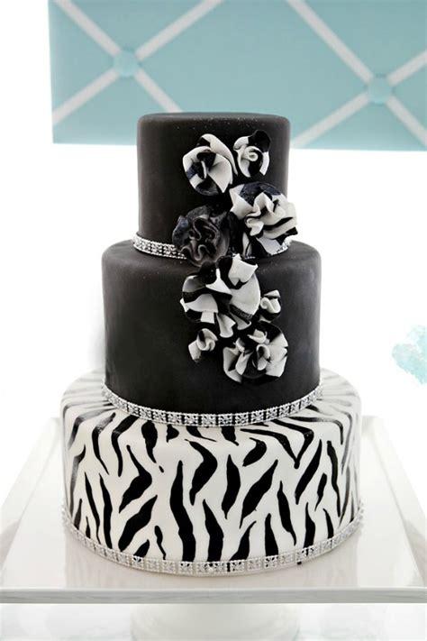 modern black  white wedding cakes bajan wed bajan wed