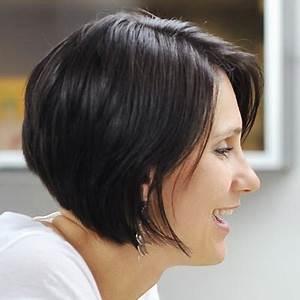 Coupe De Cheveux Carré Court : coupe carr court plongeant ~ Melissatoandfro.com Idées de Décoration