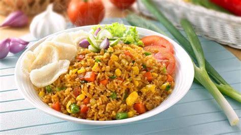 Tips Wanita Hamil 1 Bulan Nasi Goreng Sayur Istimewa Sarapan Pagi Untuk Anak Cerdas