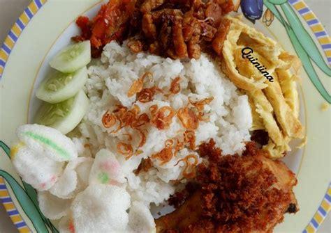resep nasi uduk rice cooker mudah oleh quinina cookpad