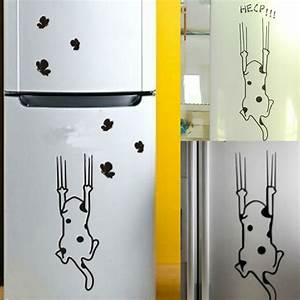 online buy wholesale stickers refrigerator from china With best brand of paint for kitchen cabinets with vinyl sticker printer