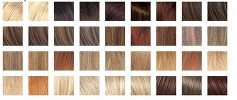 loreal palette colors hairstyles ideas