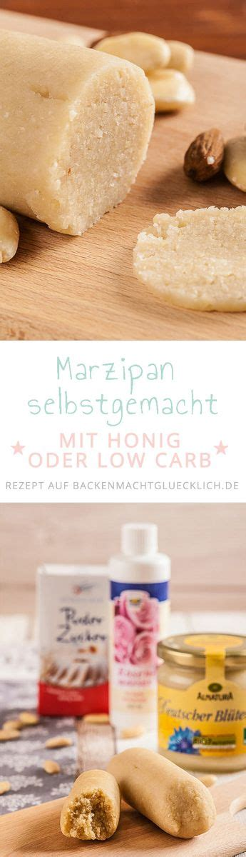 marzipan herstellen rezept selbstgemachtes marzipan rezept backen rezepte backen macht gl 252 cklich und marzipan