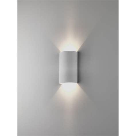 astro lighting serifos 220 led 2 light ceramic wall