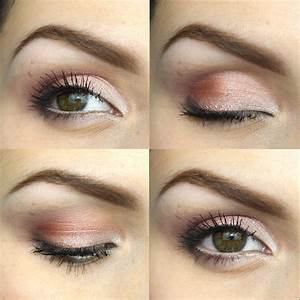 Maquillage Yeux Tuto : tutoriel maquillage doux printemps maquillage cynthia ~ Nature-et-papiers.com Idées de Décoration