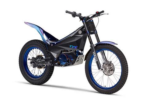 Motoras Electric by Yamaha S Trick Electric Trials Bike Debuts Asphalt