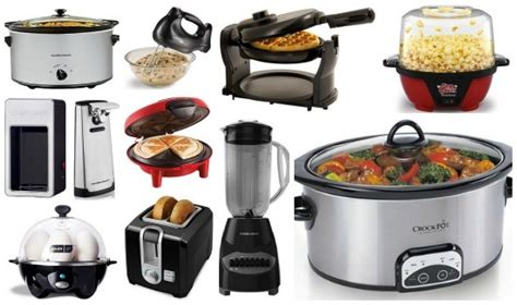 Small Kitchen Appliances As Low As