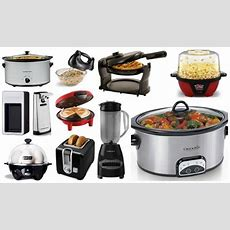 Kohl's Black Friday  Small Kitchen Appliances As Low As