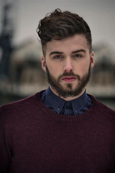 charlie winzar  josh brandao beard colective curly