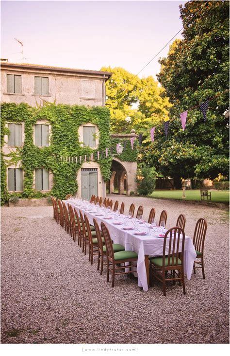 An Italian Rehearsal Dinner  Lindy Truter