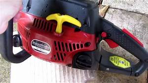 Homelite Chainsaw Fuel Line Replacement