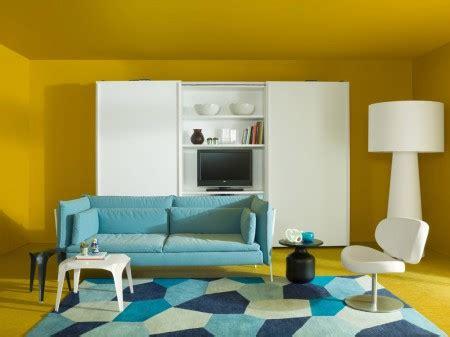 Colore Per Casa Interno Interni A Colori Casa Design