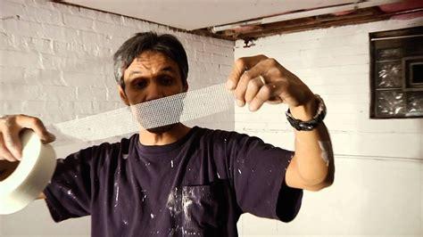 drywall mesh tape corners fiberglass tape  adhesive