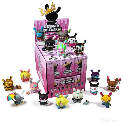 blind box toys the dunny show dunny blind box mini series by kidrobot x