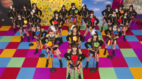 mv akb heavy rotation mika ninagawa official site