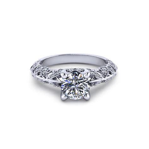 artistic wedding ring designs artistic diamond engagement ring jewelry designs