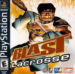 Blast Lacrosse - Wikipedia