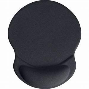 tapis de souris ergonomique avec repose poignet noir With tapis de souris personnalisé avec canape enceinte integre