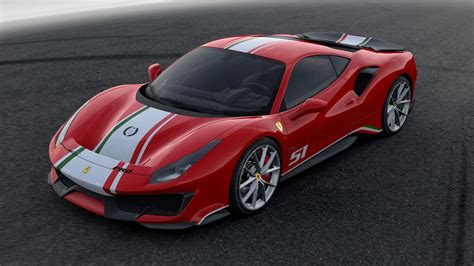 Follow ferrari, a name inseparable from formula 1 racing, the italian squad being the only team to have competed in every f1 season since the world championship began, winning numerous titles with. New Ferrari 488 Pista Piloti is for Racing Drivers Only ...