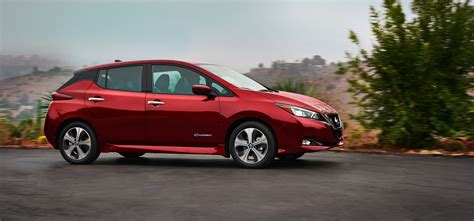 Leaf Electric Car by 2018 Nissan Leaf Does It Pioneer The Mid Range Electric