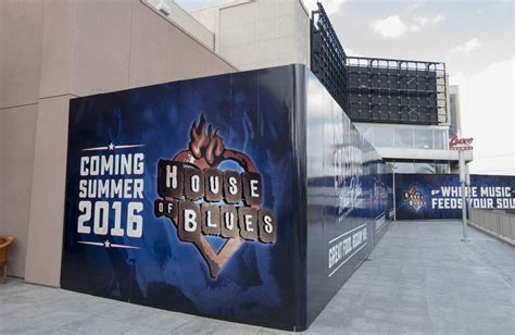 house of blues in downtown disney closing date announced