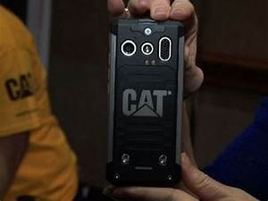 Cat rolls out its rough and rugged B100 cell phone at CES ...