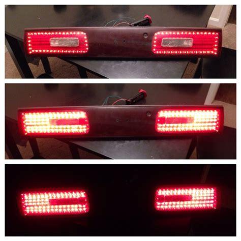 custom led tail lights   honda tech honda
