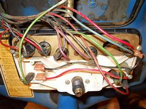 Re  Ford 5000 Gauge Cluster Wiring