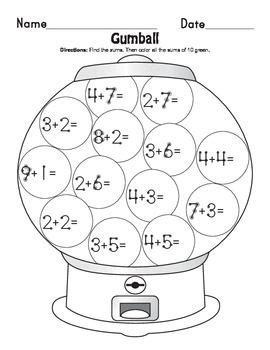 pictures on touch point math worksheets easy worksheet