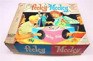 Feeley Meeley Vintage Board Game Milton Bradley