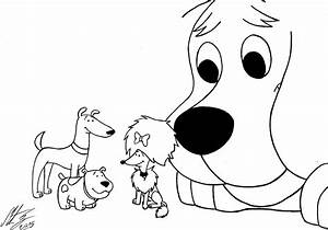 Clifford the Big Red Dog - The Best Friends by MortenEng21 ...