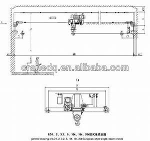 Eot Crane Electrical Circuit Diagram