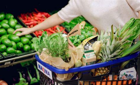 2021. gads pārtikas mazumtirdzniecībā sācies ar deflāciju ...