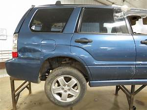 2007 Subaru Forester Rear Axle Differential 4 44 Ratio Awd