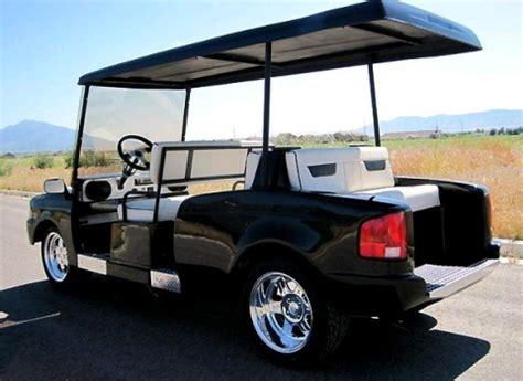 Rolls Royce Golf Cart by Rolls Royce Golf Cart Car Tuning